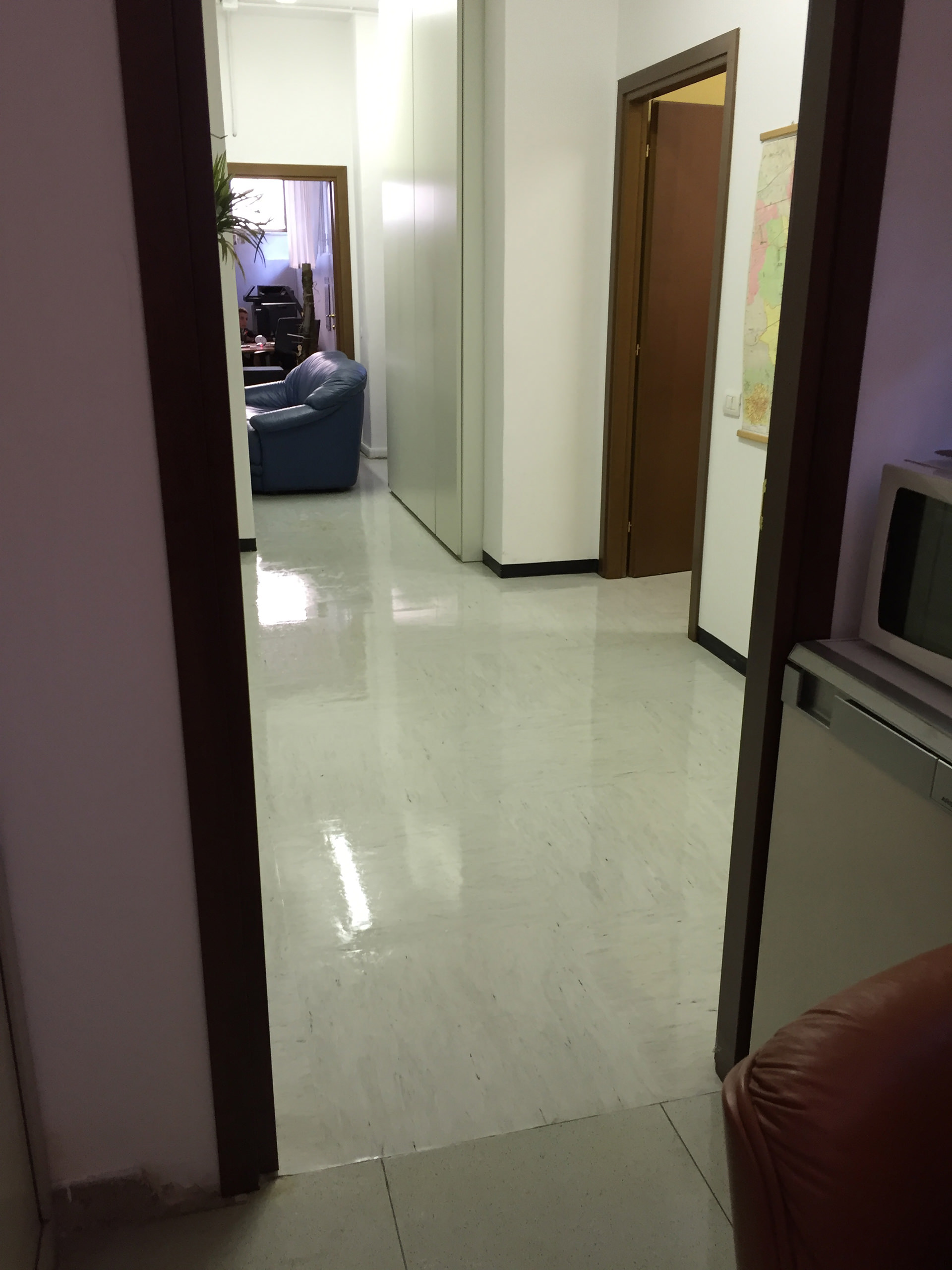 trattamento pavimentazione